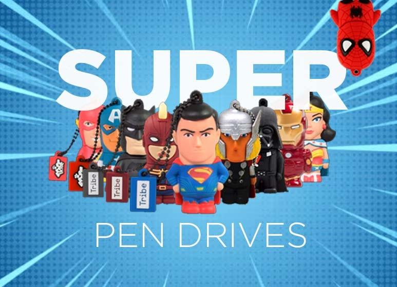 SUPER PEN DRIVES